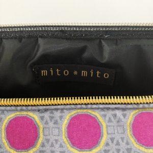Åben makeup-pung og toilettaske Fanny - fra Mitomito