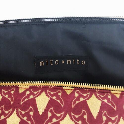 Åben toilettaske og makeup-pung Ellie - fra Mitomito