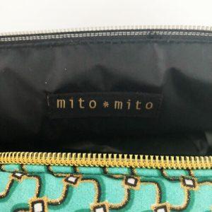 Åben toilettaske og makeup-pung Feline - fra Mitomito